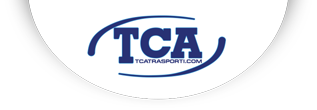 TCA trasporti Logo