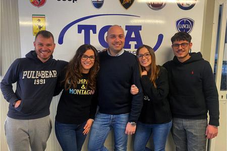 Team piazzale